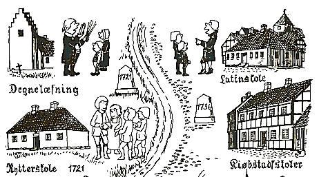 liste over skoler i danmark