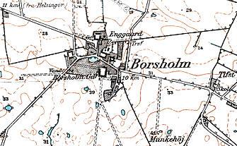 Rytterskolerne I Kronborg Rytterdistrikt
