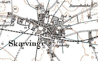 Rytterskolerne I Frederiksborg Rytterdistrikt