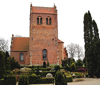 gudtjeneste i lynge kirke