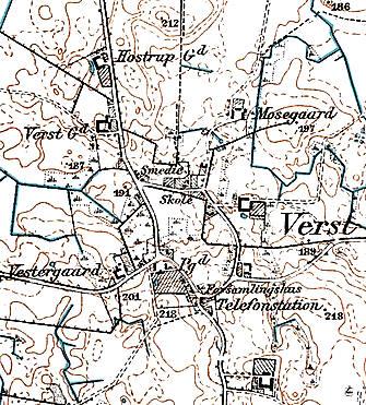 Rytterskolerne I Koldinghus Rytterdistrikt